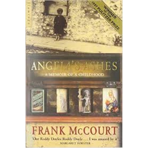 a reflection of the memoir angelas ashes by francis mccourt The rain now synonymous with the limerick of angela's ashes was noticeably absent as the family of the novel's author, frank mccourt, scattered his ashes to coincide with the eighth.