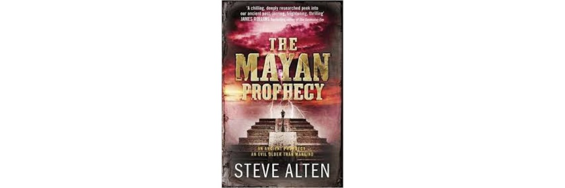 Steve Alten The Mayan Prophecy